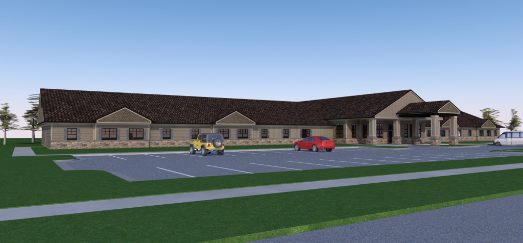 Legacies Assisted Living Rendering